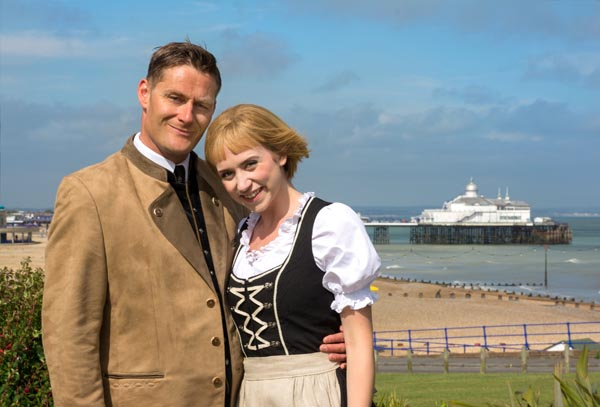 REVIEW: The Sound of Music in Eastbourne | Gscene Gay