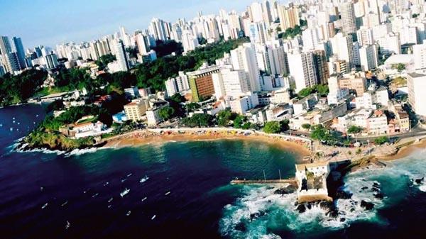Salvadore beach