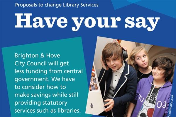 Brighton & Hove Library Consultation