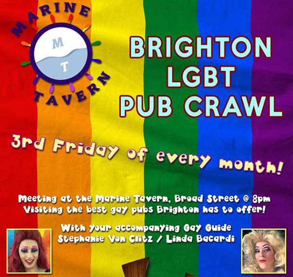 Gay bars in brighton