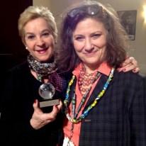 Joan Shenton and Katha Cato