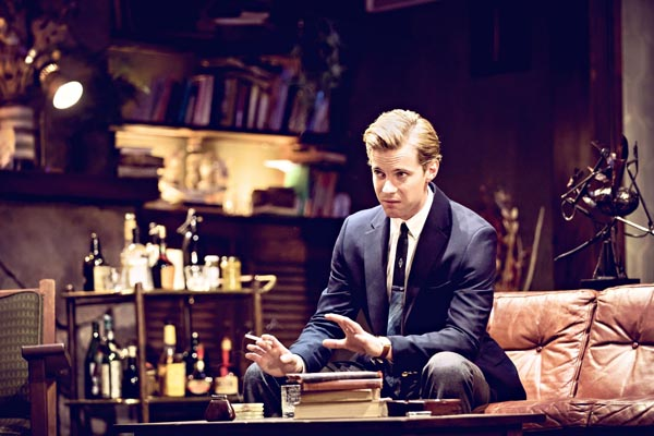Luke Treadaway: Photo Johan Persson