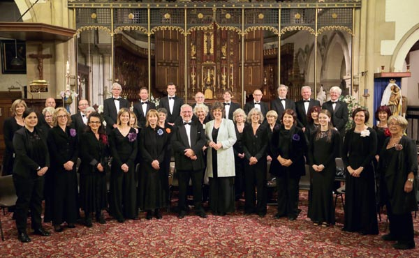 Resound Male Voices and Brighton Chamber Choir