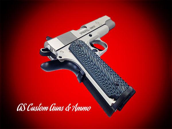 Custom 1911 Two Tone