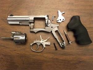 gunsmithing revolver