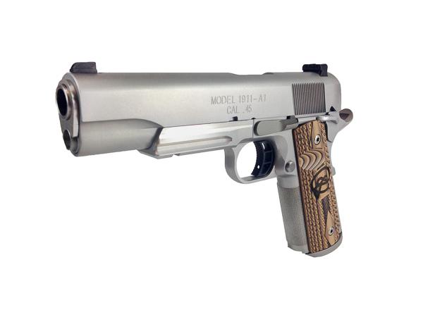 Custom High Performance Tactical 1911