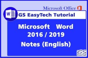 word tutorial in hindi