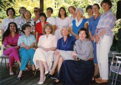 GSEB Presidents and Board, 1988