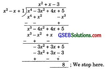 GSEB Solutions Class 10 Maths Chapter 2 Polynomials Ex 2.3 img 2