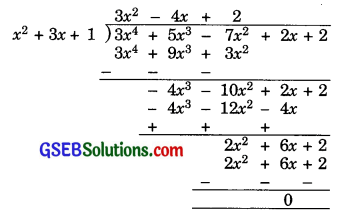GSEB Solutions Class 10 Maths Chapter 2 Polynomials Ex 2.3 img 5
