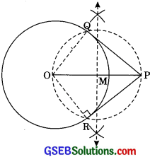 GSEB Solutions Class 10 Maths Chapter 11 Constructions Ex 11.2