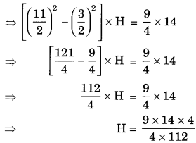 GSEB Solutions Class 10 Maths Chapter 13 Surface Areas and Volumes Ex 13.3