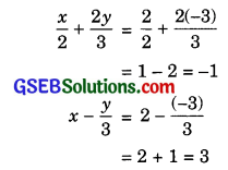 GSEB Solutions Class 10 Maths Chapter 3 Pair of Linear Equations in Two Variables Ex 3.4 14