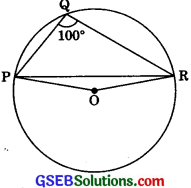 GSEB Solutions Class 9 Maths Chapter 10 Circles Ex 10.5