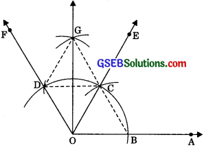 GSEB Solutions Class 9 Maths Chapter 11 Constructions Ex 11.1