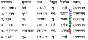 GSEB Solutions Class 9 Sanskrit Chapter 14 हनुमद्वर्णितरामवृत्तान्तः