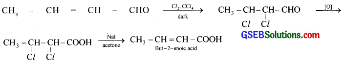 GSEB Solutions Class 12 Chemistry Chapter 12 Aldehydes, Ketones and Carboxylic Acids 19