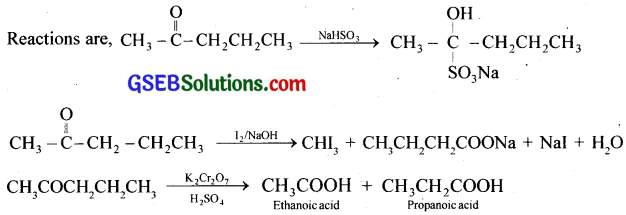 GSEB Solutions Class 12 Chemistry Chapter 12 Aldehydes, Ketones and Carboxylic Acids 43