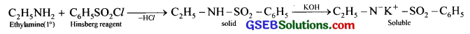GSEB Solutions Class 12 Chemistry Chapter 13 Amines 19a