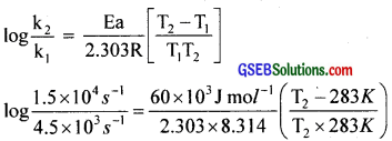 GSEB Solutions Class 12 Chemistry Chapter 4 Chemical Kinetics img 21