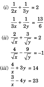 GSEB Solutions Class 10 Maths Chapter 3 Pair of Linear Equations in Two Variables Ex 3.6 img-20