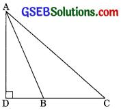 GSEB Solutions Class 10 Maths Chapter 6 Triangles Ex 6.6 img-3