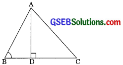 GSEB Solutions Class 10 Maths Chapter 6 Triangles Ex 6.6 img-4
