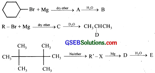 GSEB Solutions Class 12 Chemistry Chapter 10 Haloalkanes and Haloarenes 12