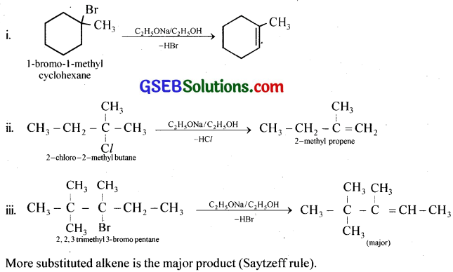 GSEB Solutions Class 12 Chemistry Chapter 10 Haloalkanes and Haloarenes 21