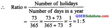 GSEB Solutions Class 6 Maths Chapter 12 Ratio and Proportion intext questions img 5