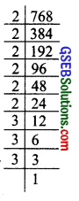 GSEB Solutions Class 7 Maths Chapter 13 Exponents and Powers Ex 13.2 6