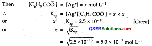 GSEB Solutions Class 11 Chemistry Chapter 7 Equilibrium 60