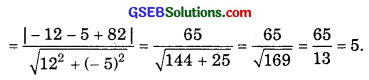 GSEB Solutions Class 11 Maths Chapter 10 Straight Lines Ex 10.3 img 1