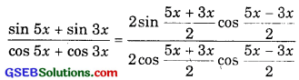 GSEB Solutions Class 11 Maths Chapter 3 Trigonometric Functions Ex 3.3 img 8