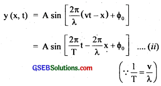 GSEB Solutions Class 11 Physics Chapter 15 Waves img 6