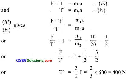 GSEB Solutions Class 11 Physics Chapter 5 Laws of Motion img 11
