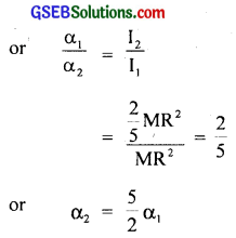 GSEB Solutions Class 11 Physics Chapter 7 System of Particles and Rotational Motion img 17