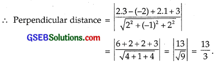 GSEB Solutions Class 12 Maths Chapter 11 Three Dimensional Geometry Ex 11.3 img 14