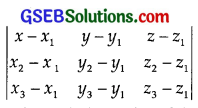 GSEB Solutions Class 12 Maths Chapter 11 Three Dimensional Geometry Ex 11.3 img 3