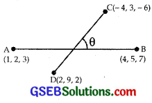 GSEB Solutions Class 12 Maths Chapter 11 Three Dimensional Geometry Miscellaneous Exercise img 4