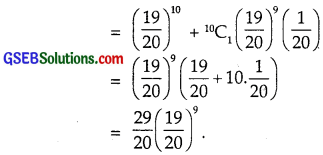 GSEB Solutions Class 12 Maths Chapter 13 Probability Ex 13.5 img 3
