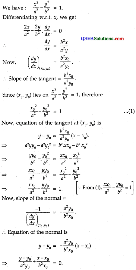 GSEB Solutions Class 12 Maths Chapter 6 Application of Derivatives Ex 6.3 16