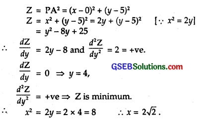 GSEB Solutions Class 12 Maths Chapter 6 Application of Derivatives Ex 6.5 28