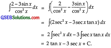 GSEB Solutions Class 12 Maths Chapter 7 Integrals Ex 7.1 img 15