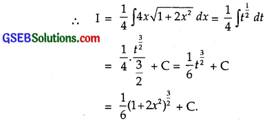 GSEB Solutions Class 12 Maths Chapter 7 Integrals Ex 7.2 img 7