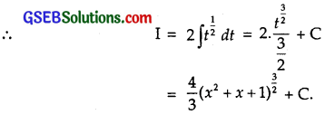 GSEB Solutions Class 12 Maths Chapter 7 Integrals Ex 7.2 img 8