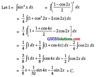 GSEB Solutions Class 12 Maths Chapter 7 Integrals Ex 7.3 img 10