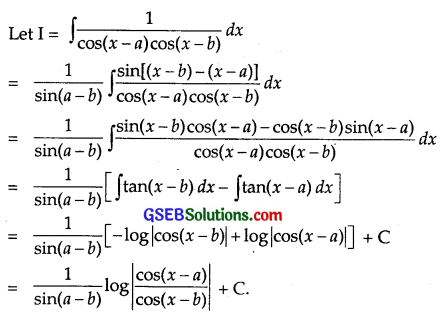 GSEB Solutions Class 12 Maths Chapter 7 Integrals Ex 7.3 img 22
