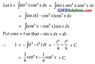 GSEB Solutions Class 12 Maths Chapter 7 Integrals Ex 7.3 img 5