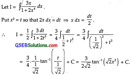 GSEB Solutions Class 12 Maths Chapter 7 Integrals Ex 7.4 img 5